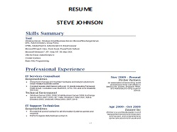 Resume Data Entry Outsourcing Services
